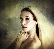 Golden Veiled by Jennifer Rhoades