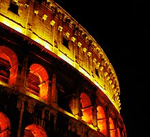 Colosseo by Andriy Portyanko