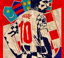 Modric by johnsalonika84