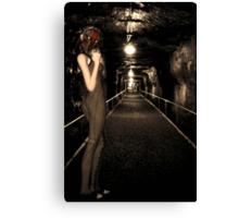 Dark Places - Rose & Kevin Kroeker Canvas Print