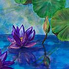 Waterlilies by Ciska
