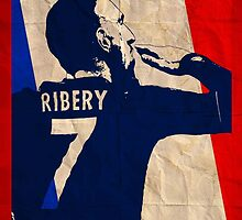 Ribery by johnsalonika84