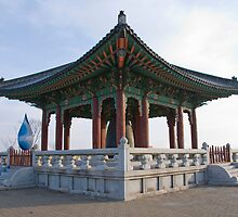 """Freedom Bell"" - Korean DMZ by randmphotos"