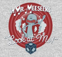 Merrie Mr. Meeseeks - shirt Kids Clothes