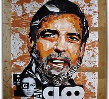 George Clooney by mb-art-photo
