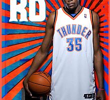 Kevin Durant by johnsalonika84