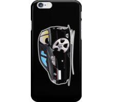 VW Golf GTi (Mk5) Black iPhone Case/Skin