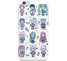 Vocaloid Mix iPhone Case/Skin