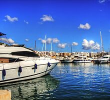 Santa Eulalia Marina by Tom Gomez
