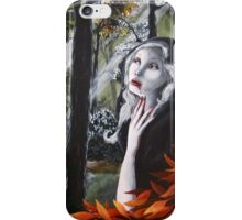 To Quench One's Thirst iPhone Case/Skin