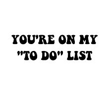 To Do List by TheBestStore