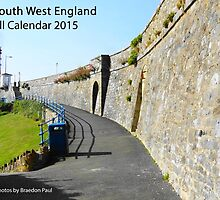 South West England Calendar by braedonpaul