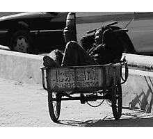 street scene 2 Photographic Print