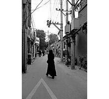 street scene 4 Photographic Print