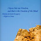 Freedom of the Mind by Zeanana