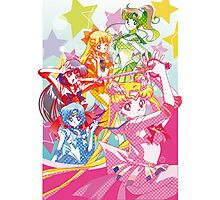 Sailor Moon Team Photographic Print