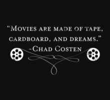 The Makings of Movies by AJ Parsons-Taylor