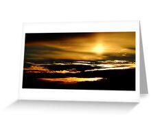 Sunrise series (1) Greeting Card