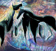 Horses 7 by helene