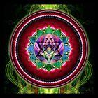 Chakra: 4 Heart Chakra by ecoartopia