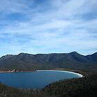 Wineglass Bay by LoopGoose