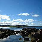Burns Bay, Tasmania by LoopGoose