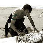 he loves the sea by Saraina Williams