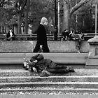 Washington Square NYC by LOREDANA CRUPI