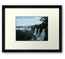 Iguazu Falls 2 Framed Print