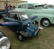 Messerschmidt @ Tyabb Air Show Car Park by muz2142