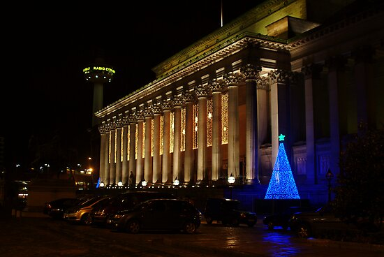 Liverpool's Historic St. George's Hall by PhotogeniquE IPA