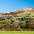 The Howgills by Sue Knowles