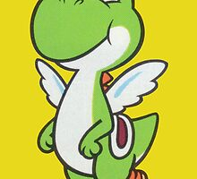 Yoshi by uzilover