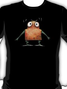 Funny Undroid Robot T-Shirt