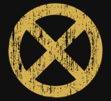 X Men logo by geekogeek