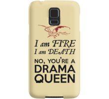 [The Hobbit] - Drama Queen Smaug Samsung Galaxy Case/Skin