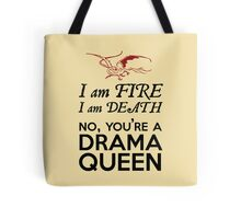 [The Hobbit] - Drama Queen Smaug Tote Bag