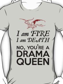 [The Hobbit] - Drama Queen Smaug T-Shirt