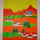 Village by AnnasArt