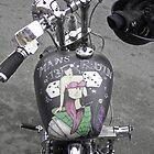 Michael's Ride by Bernadette Claffey