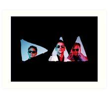Depeche Mode : Logo DM 2013 Photo Art Print