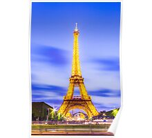Eiffel Tower 7 Poster