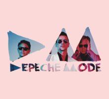 Depeche Mode : Logo DM 2013 Photo - 2 Kids Clothes