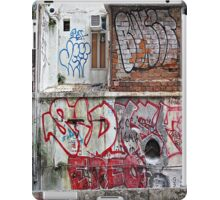 TST Graffiti © iPad Case/Skin