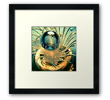 Rhythmatic Structure I Framed Print