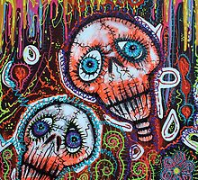 Skull Crew by Laura Barbosa