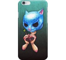 The Purrrge iPhone Case/Skin