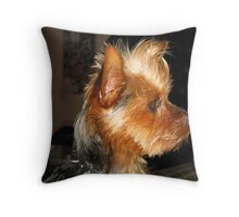 BADASS MAX Throw Pillow