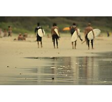 The Surfers Photographic Print