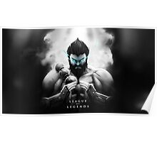 League of Legends - Udyr Poster